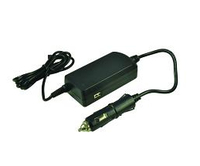 2-Power CCC0741G Auto 45W Black power adapter/inverter