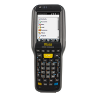 "Wasp DT90 3.2"" 240 x 320pixels Touchscreen 392g Black PDA"