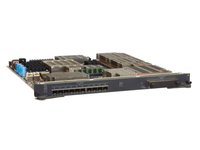 Hewlett Packard Enterprise A-Lu 7x50 1-port 100GbE CFP+ and 10-port 10GbE SFP+ IMM 8 VPRN E-LTU Bundle network switch module