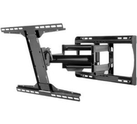 "Peerless PA762 90"" Black flat panel wall mount"