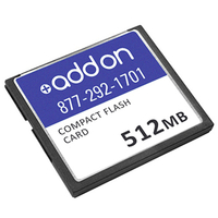 Add-On Computer Peripherals (ACP) 512MB Compact Flash 0.512GB CompactFlash memory card