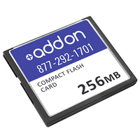 Add-On Computer Peripherals (ACP) MEM-7201-FLD256=-AO 0.256GB CompactFlash memory card
