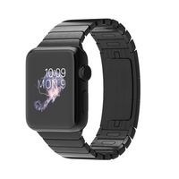 "Apple Watch 1.32"" OLED Black smartwatch"