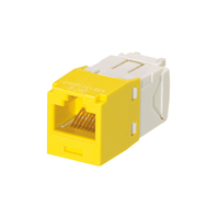 Panduit CJ688TGYL-24 RJ45 wire connector