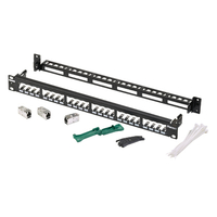 Panduit CP24WSBBK6TGBL Patch Panel
