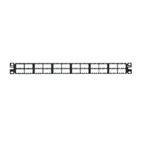 Panduit CPP48HDVNSWBL Patch Panel