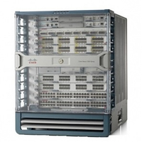 Cisco N7K-C7009-RF 14U network equipment chassis