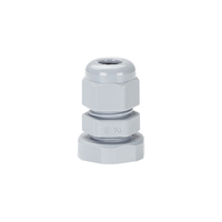 Panduit PZNF1 Nylon Grey cable gland
