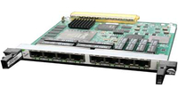 Cisco SPA-8XCHT1/E1-V2 network interface processor