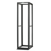 Panduit R4P42 1133.981kg Black rack