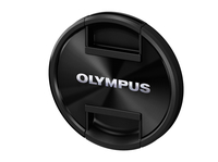Olympus LC-72C Digital camera Black lens cap
