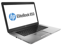 "HP EliteBook 850 G2 2.2GHz i5-5200U 15.6"" 1920 x 1080pixels Noir, Argent Ordinateur portable"
