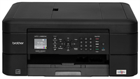 Brother MFC-J480DW 1200 x 6000DPI Jet d'encre A4 27ppm Wifi multifonctionnel