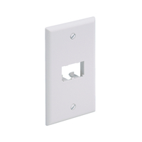 Panduit CFP2WH White switch plate/outlet cover