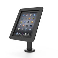 Compulocks Rise Tablet Multimedia stand Zwart