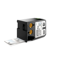 DYMO 1868707 Black on white label-making tape