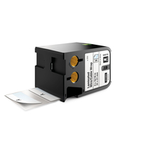 DYMO 1868710 Black on white label-making tape