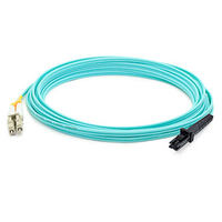 Add-On Computer Peripherals (ACP) LC - MT-RJ 20m 20m LC MT-RJ Turquoise fiber optic cable