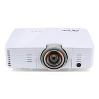 Acer Education S1385WHne Desktop projector 3200ANSI lumens DLP WXGA (1280x800) 3D White data projector