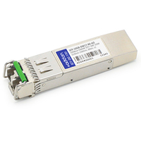 Add-On Computer Peripherals (ACP) SFP-10GB-DW17-80-AO Fiber optic 10000Mbit/s SFP+ network transceiver module