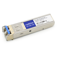 Add-On Computer Peripherals (ACP) SFP-1GB-CW-29-40-AO Fiber optic 1290nm 1000Mbit/s SFP network transceiver module