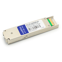 Add-On Computer Peripherals (ACP) XFP-10G-18DWD80-AO Fiber optic 10000Mbit/s XFP network transceiver module