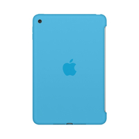Apple Coque en silicone iPad mini 4 - Bleu