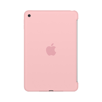 Apple Coque en silicone iPad mini 4 - Rose