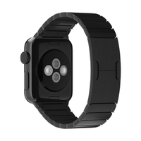 Apple MJ5H2ZM/A Band Zwart Roestvrijstaal smartwatch-accessoire