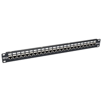 Tripp Lite N254-024-SH-6A 1U patch panel