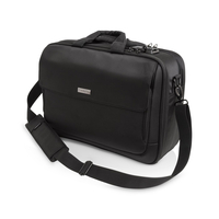 "Kensington SecureTrek 15.6"" Messenger case Black"