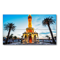 "NEC MultiSync X555UNV-TMX4P Digital signage flat panel 55"" LCD Full HD Black signage display"