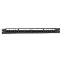 Panduit NK6PP24P 1U Patch Panel