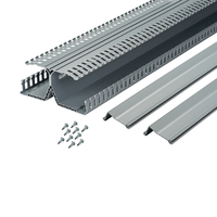 Panduit DRD33LG6 Straight cable tray Grey cable tray