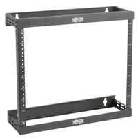 Tripp Lite SRWO8U22SD Wall mounted rack 68kg Black rack