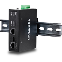 Trendnet TI-IG60 Fast Ethernet,Gigabit Ethernet PoE Adapter & Injector
