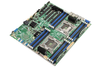 Intel DBS2600CW2R Intel C612 LGA 2011 (Socket R) SSI EEB server/workstation motherboard
