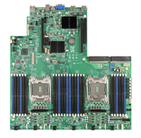 Intel S2600WT2R Intel C612 LGA 2011-v3 server/workstation motherboard