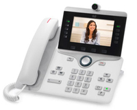 Cisco IP PHONE 8845 Wired handset LCD White IP phone