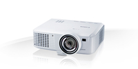 Canon LV WX310ST Desktopprojector 3100ANSI lumens DLP WXGA (1280x800) Wit beamer/projector
