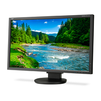 "NEC MultiSync EA275WMI-BK 27"" Wide Quad HD AH-IPS Black computer monitor LED display"