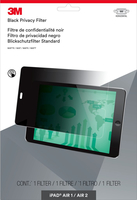 "3M PFTAP002‎ 9.7"" Tablets Frameless display privacy filter"