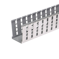 Panduit G2X2LG6EMI Straight cable tray Grey cable tray