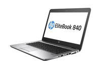 "HP EliteBook 840 G3 2.6GHz i7-6600U 14"" 1920 x 1080pixels Touchscreen Black, Silver Notebook"