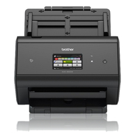 Brother ADS-2800W ADF scanner 600 x 600DPI A4 Black scanner