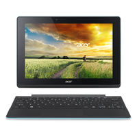 "Acer Aspire Switch 10 E SW3-016-17WG 1.44GHz x5-Z8300 10.1"" 1280 x 800pixels Touchscreen Black,Blue Hybrid (2-in-1)"