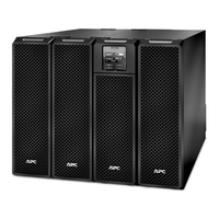 APC Smart-UPS Double-conversion (Online) 10000VA 29AC outlet(s) Rackmount/Tower Black uninterruptible power supply (UPS)