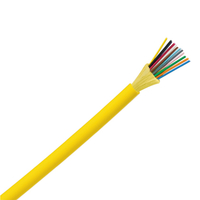 Panduit FSDP912Y Yellow fiber optic cable