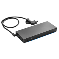 HP Notebook Power Bank 18.000 mAh Indoor battery charger Black
