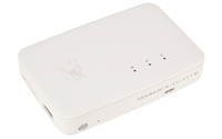 Kingston Technology MobileLite Wireless G3 USB 2.0/Wi-Fi/Ethernet Blanc lecteur de carte mémoire